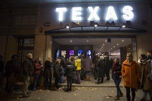 Los Cinemes Texas proyectarán esta semana de cine encatalán.
