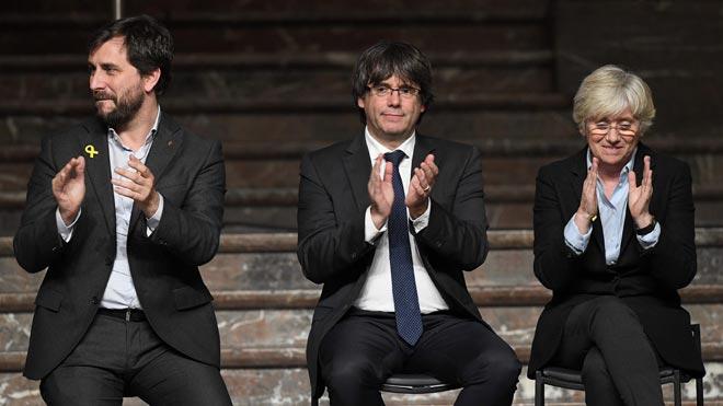 L'estafa de Puigdemont
