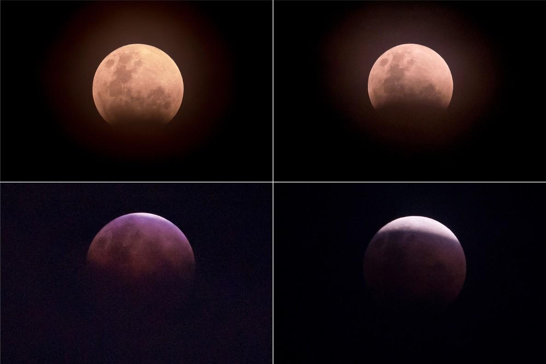 Eclipsi lunar de gener 2019: Hora a Espanya i com veure la lluna de sang