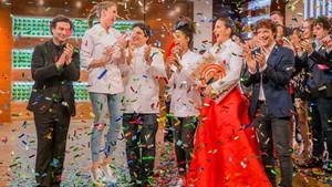 Marta es proclama guanyadora de la sisena edició de 'Masterchef'