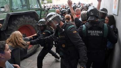 """""""Que no se vean mossos por ningún sitio"""""""