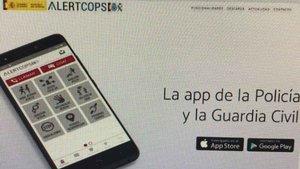 Interior llança una 'app' antiokupes