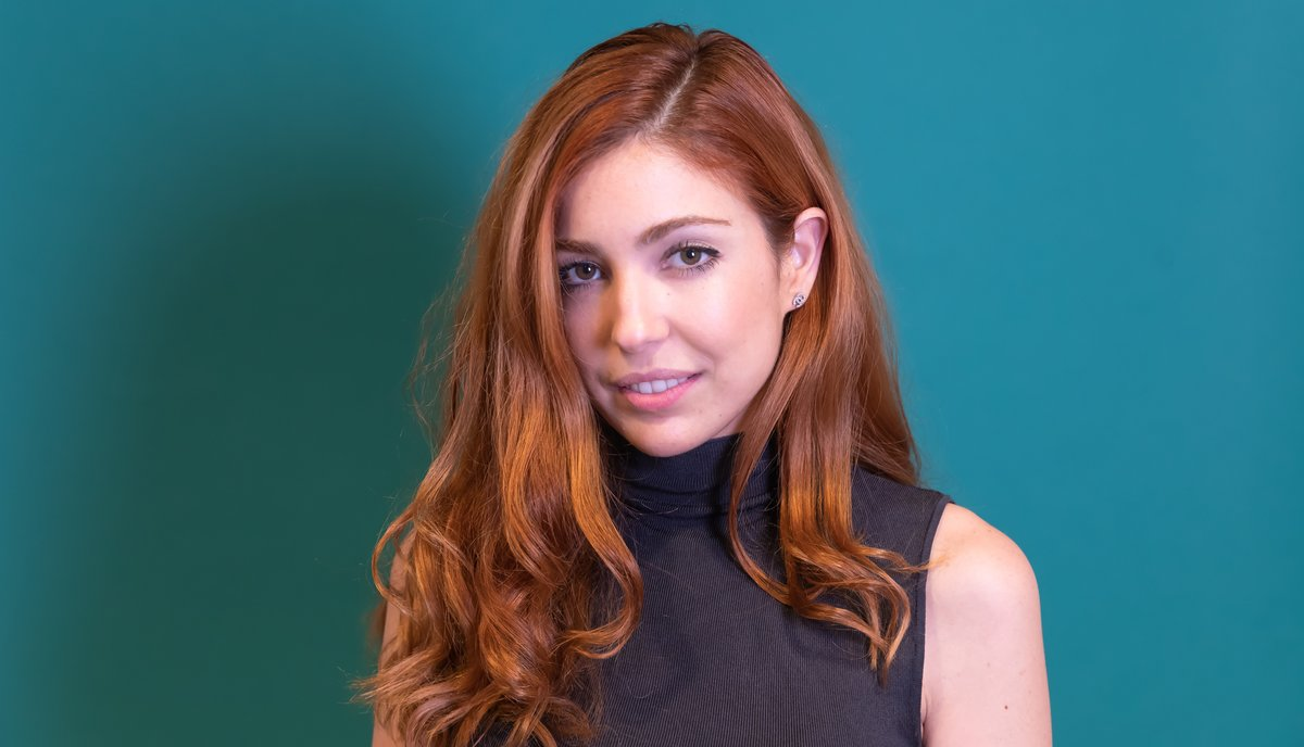 La responsable de marca de la 'start-up' Welcome To The Jungle, Alex de las Heras.
