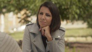 Ana Pastor en la última entrega de la temporada de Dónde estabas entonces.