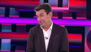 """La reacción de Arturo Valls a la extraña afición de una concursante de 'Ahora caigo': """"¿Qué mierda es esta?"""""""