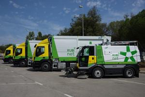 Una auditoria certifica el compliment del contracte per part de l'empresa de gestió de residus de Rubí