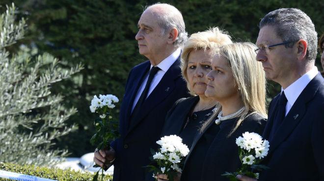 Ángeles Pedraza ha transmitido un mensaje de unidad para que la tragedia nunca se olvide.