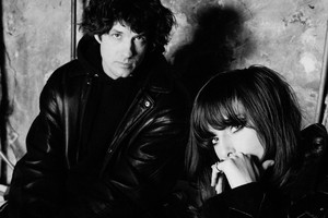Alex Scally y Victoria Legrand, componentes de Beach House.