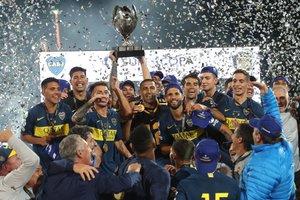 Para Boca significa el 68º título en su palmarés y la posibilidad de festejar la conquista de una Supercopa.