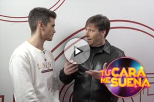Carlos Latre y Ricky García especulan con futuros concursantes de 'Tu cara me suena'
