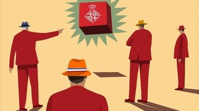 ¿Cuatro socialistas en la batalla de Barcelona?