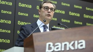 Bankia cobrarà pels dipòsits a clients institucionals de banca privada