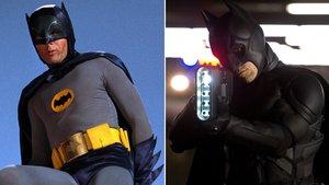 Batman al cine i la tele: del serial 'camp' a l'heroi ombrívol