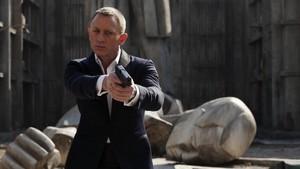 Daniel Craig, en el papel de James Bond.