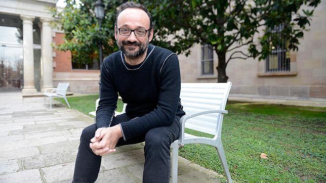 Entrevista con Benet Salellas, diputado de la CUP.