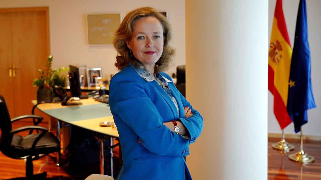 Entrevistamos a Nadia Calviño, ministra de Economía y Empresa