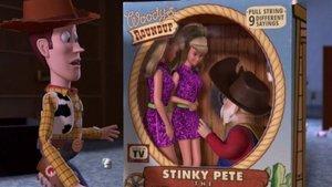 Disney elimina una escena de Toy Story 2 por considerarla machista