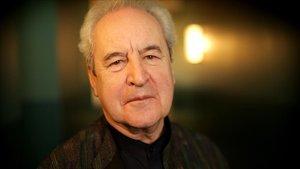 El escritor John Banville que también firma como Benjamin Black.