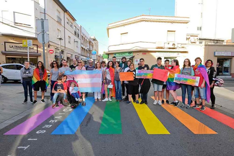 Este sábado en Buenos Aires se realizó una edición más del LGTBIQ
