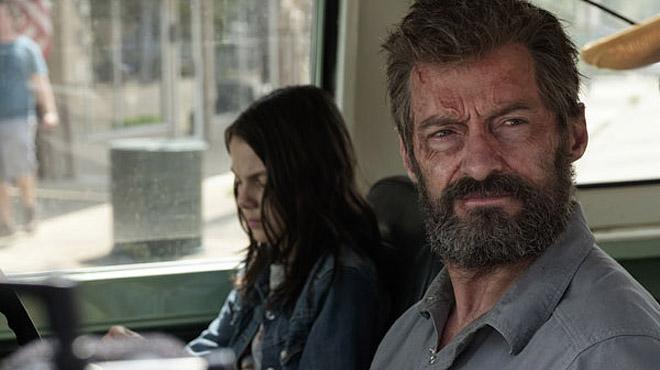 Tráiler de Logan. (2017)