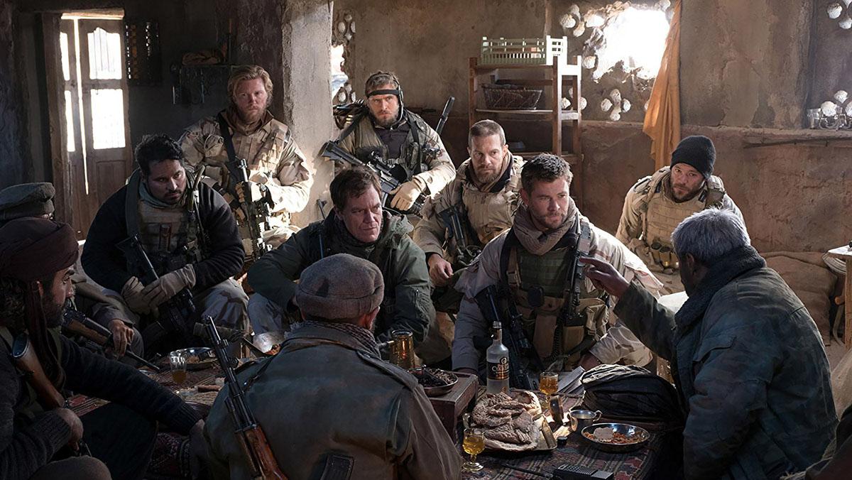 '12 valientes': Patriotismo manido