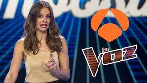 Eva González, nueva presentadora de La voz en Antena 3.