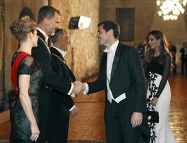 Felipe y Letizia visitan Portugal