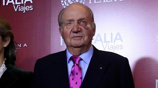 La Fiscalía del Supremo investigará al rey Juan Carlos por el AVE a La Meca. En la imagen, el rey emérito en mayo del 2019.