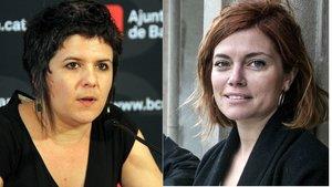 Gala Pin y Elisenda Alamany.