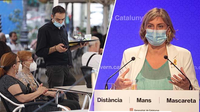 Guía de las nuevas restricciones: ¿qué se podrá hacer y qué no en el área de Barcelona?