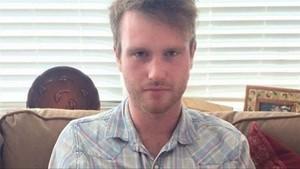 Harry Dreyfuss, hijo de Richard Dreyfuss, en una imagen en las redes sociales.