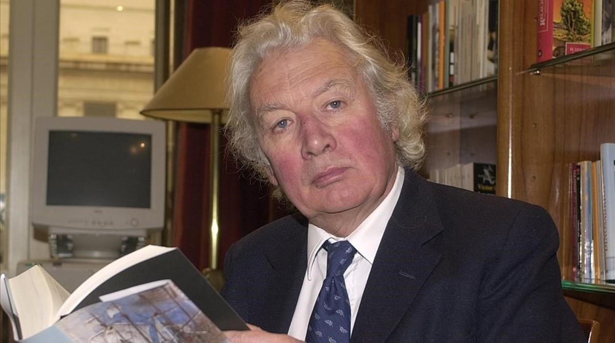 Hugh Thomas, en el año 2003.