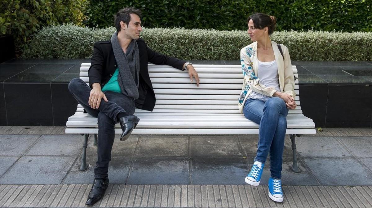 Miquel IglesiasyNatalia Urdingio son los directores dela Escuela Neurocientífica del amor.Abrió en marzo en Barcelona, Valencia y Madrid.