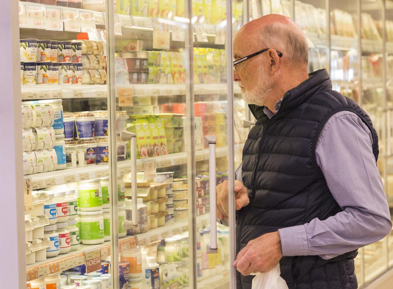 El aumento de precios más destacado en la zona euro fue en los servicios, la alimentación y el alcohol y el tabaco.