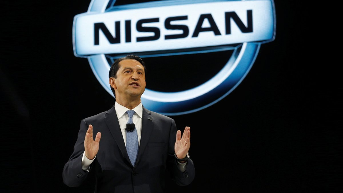 José Muñoz, actual presidente de Nissan China.