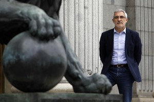Llamazares i Baltasar Garzón llancen el seu nou moviment polític