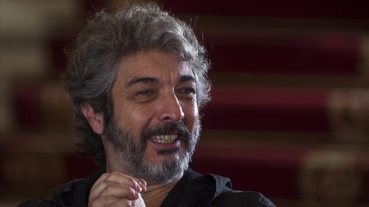 Ricardo Darín.