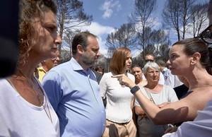 El Govern provarà de donar els ajuts més grans per l'incendi de València