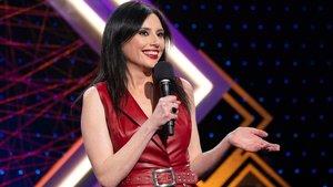 Marta Flich, presentadora de '¡Stop Princesas! Live' en Comedy Central.