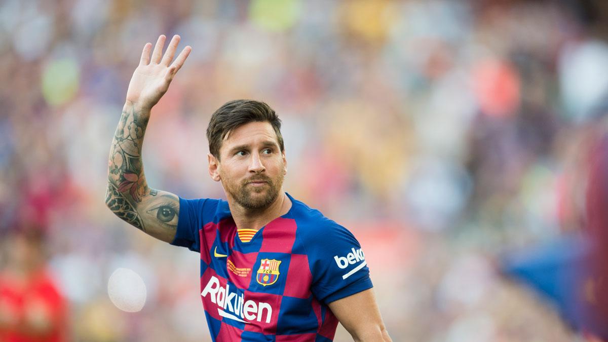 Messi: No me arrepiento de nada; vuelvo a repetir lo de la temporada pasada.