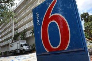 Cadena de hotelera Motel 6 en los Estados Unidos.