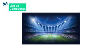 Imagen promocional del nuevo canal dedicado a la Champions de Movistar+.