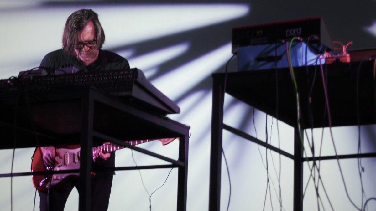 El músico austriaco Christian Fennesz