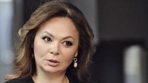 Natalia Veseinitskaya, en noviembre de 2016.