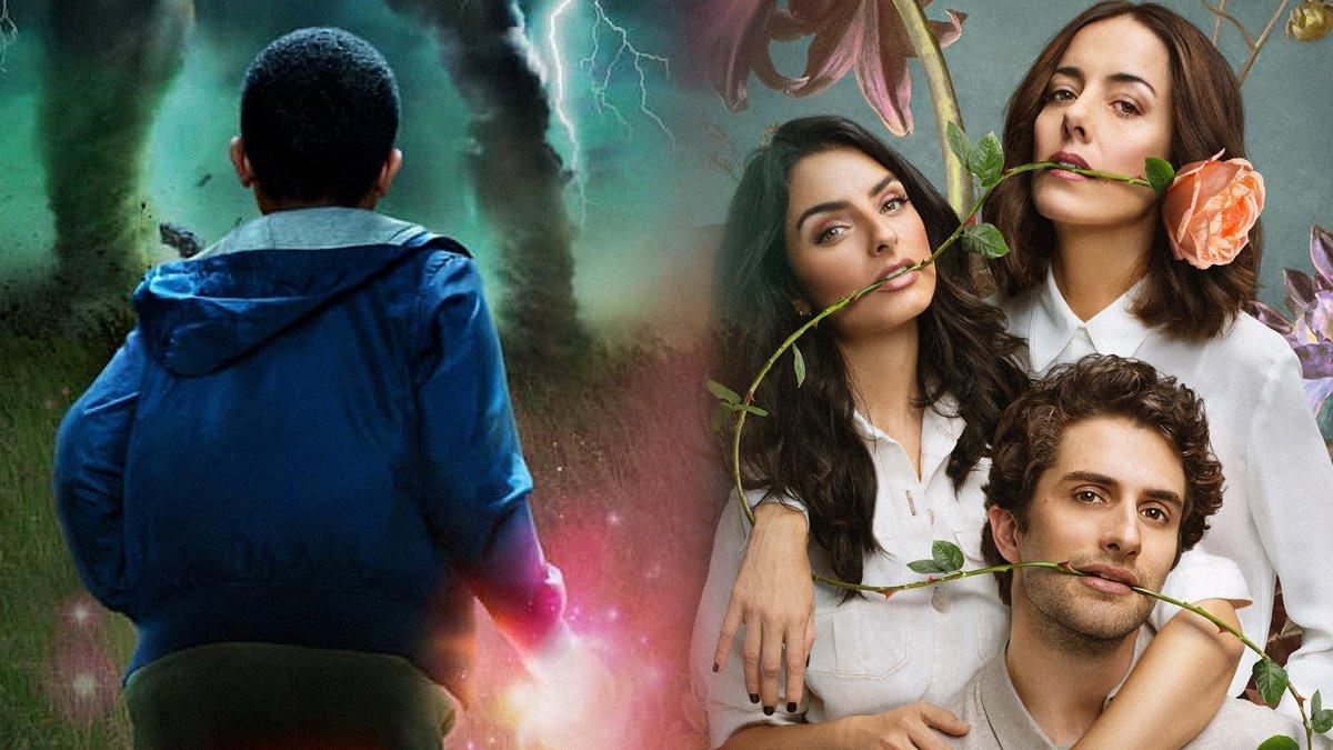 Todas las series que llegan a Netflix en octubre