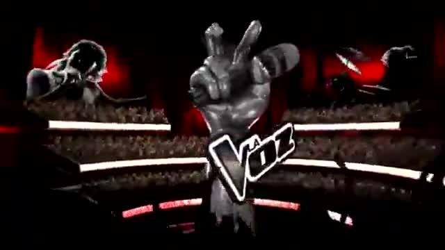 Vídeo promocional de la nueva temporada del concurso de Tele 5 La Voz.