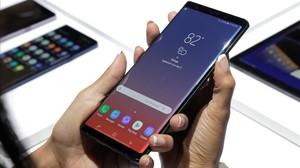 El nuevoSamsung Galaxy Note 9.