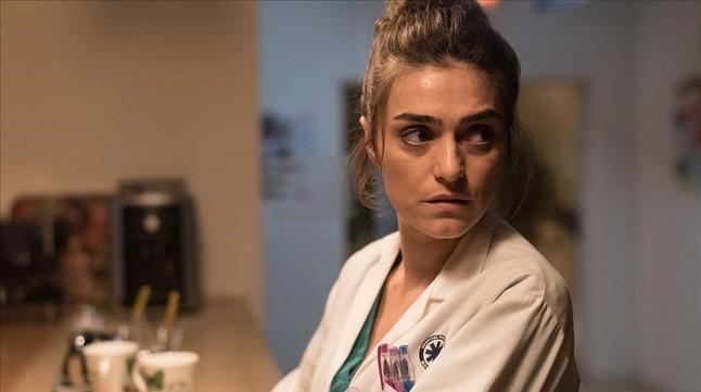 Olivia Molina, en la serie 'Bajo sospecha'.