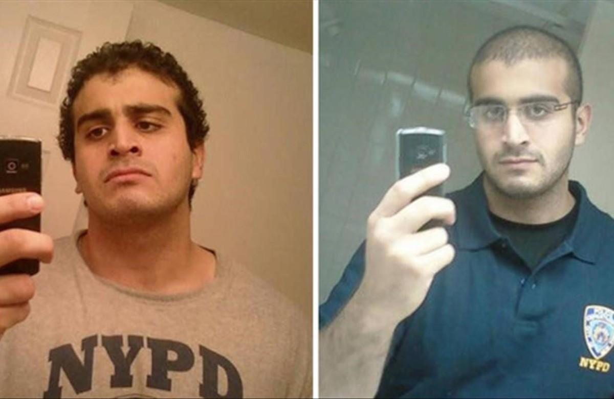 Omar Mateen, identificado como el tiradoren el night club Pulse de Orlando.