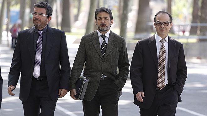 Oriol Pujol acude a la Audiencia de Barcelona a declarar por el caso de las ITV.